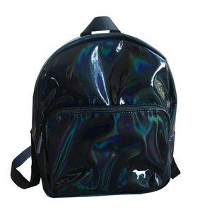 VICTORIA`S SECRET PINK Mini Backpack Iridescent